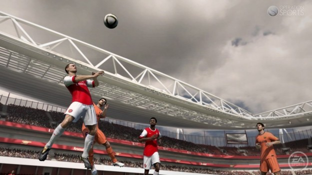 FIFA Soccer 11 Screenshot #3 for PC