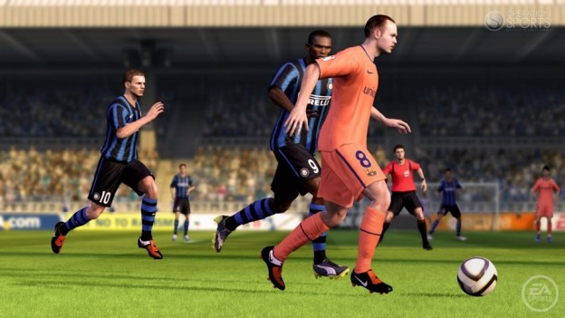 FIFA Soccer 11 Screenshot #4 for PC