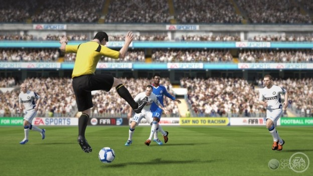 FIFA Soccer 11 Screenshot #13 for Xbox 360