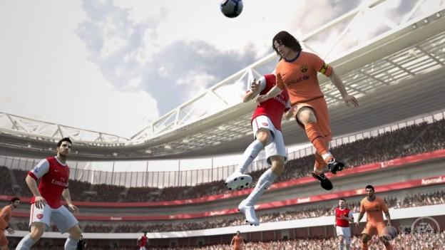 FIFA Soccer 11 Screenshot #14 for Xbox 360