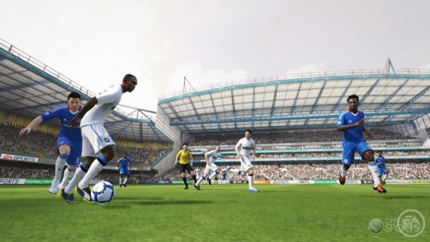 FIFA Soccer 11 Screenshot #15 for Xbox 360