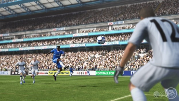 FIFA Soccer 11 Screenshot #16 for Xbox 360