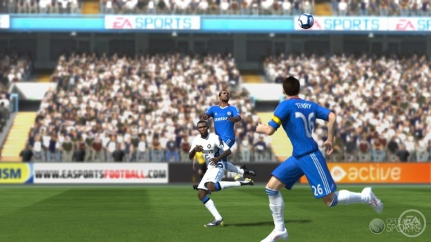 FIFA Soccer 11 Screenshot #17 for Xbox 360