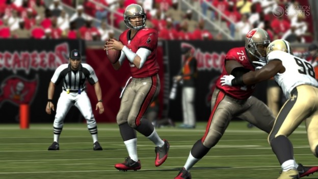 Madden NFL 11 Screenshot #216 for Xbox 360