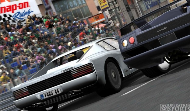 Project Gotham Racing 3 Screenshot #1 for Xbox 360