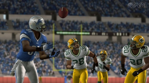 Madden NFL 11 Screenshot #233 for Xbox 360
