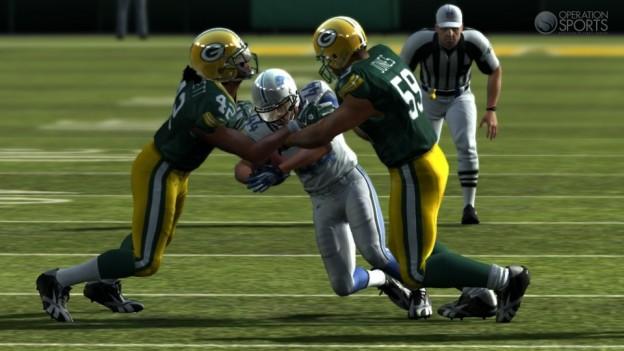 Madden NFL 11 Screenshot #242 for Xbox 360