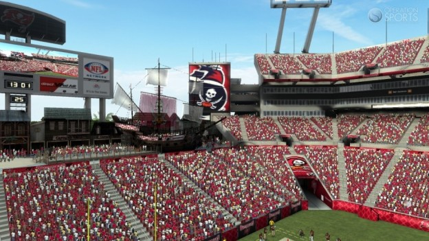 Madden NFL 11 Screenshot #249 for Xbox 360