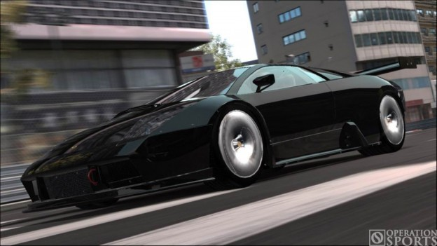 Project Gotham Racing 3 Screenshot #5 for Xbox 360