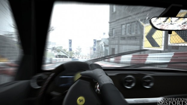Project Gotham Racing 4 Screenshot #1 for Xbox 360