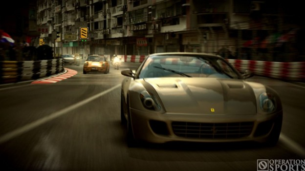 Project Gotham Racing 4 Screenshot #2 for Xbox 360