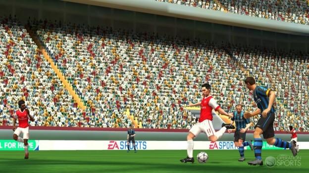 FIFA Soccer 11 Screenshot #1 for Wii
