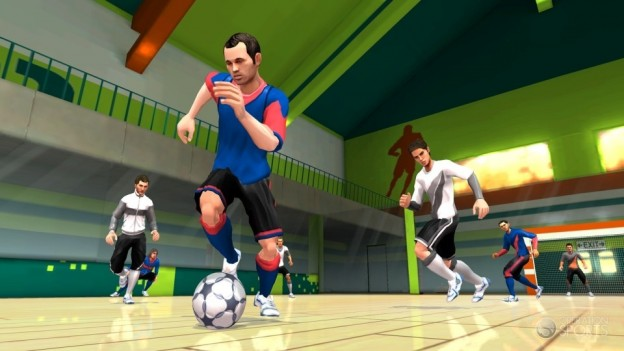 FIFA Soccer 11 Screenshot #3 for Wii