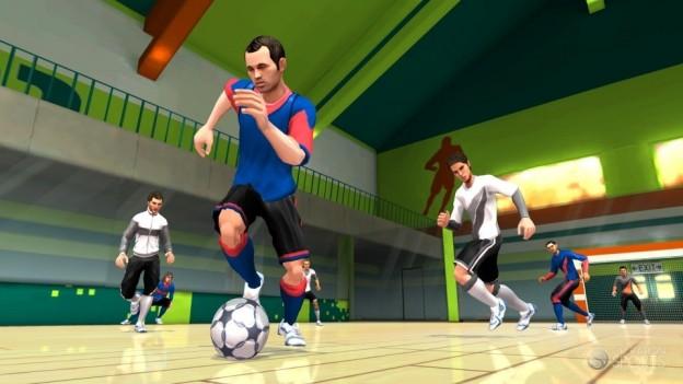 FIFA Soccer 11 Screenshot #3 for Wii