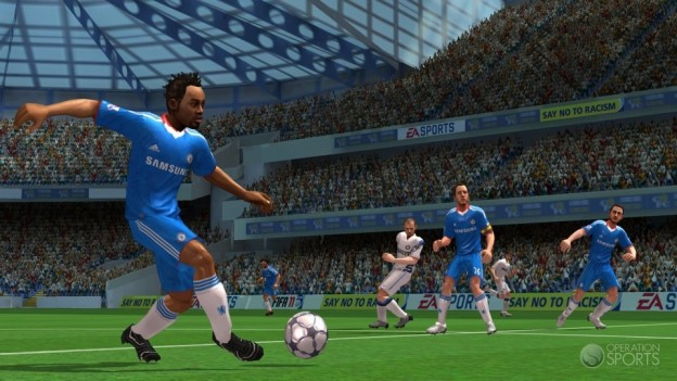 FIFA Soccer 11 Screenshot #4 for Wii