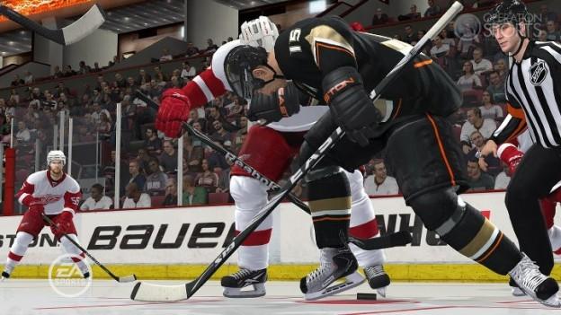 NHL 11 Screenshot #64 for Xbox 360