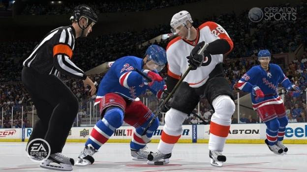 NHL 11 Screenshot #65 for Xbox 360