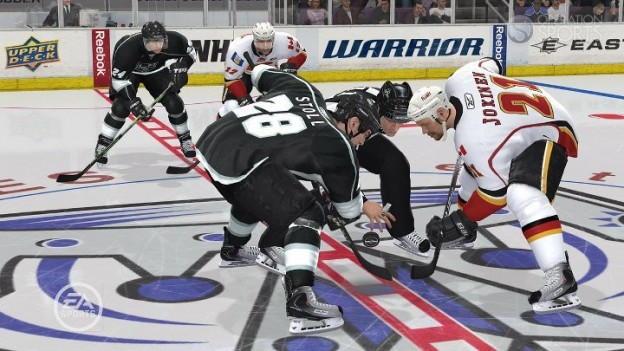 NHL 11 Screenshot #54 for PS3