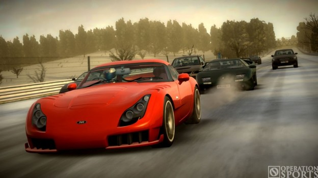 Project Gotham Racing 4 Screenshot #5 for Xbox 360