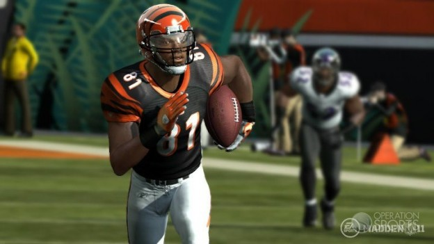 Madden NFL 11 Screenshot #255 for Xbox 360