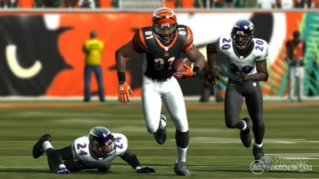 Madden NFL 11 Screenshot #256 for Xbox 360