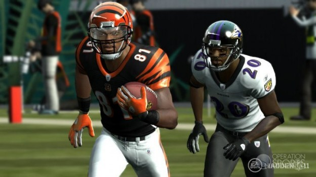 Madden NFL 11 Screenshot #257 for Xbox 360