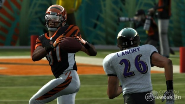 Madden NFL 11 Screenshot #258 for Xbox 360