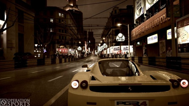 Project Gotham Racing 4 Screenshot #6 for Xbox 360