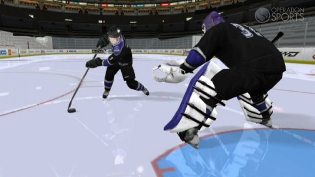 NHL 2K11 Screenshot #10 for Wii