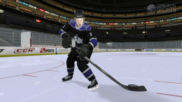 NHL 2K11 Screenshot #11 for Wii
