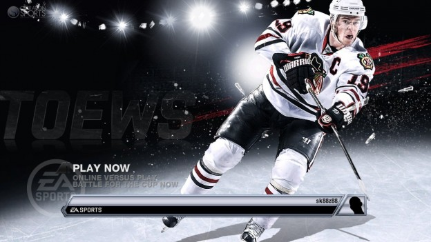 NHL 11 Screenshot #75 for Xbox 360