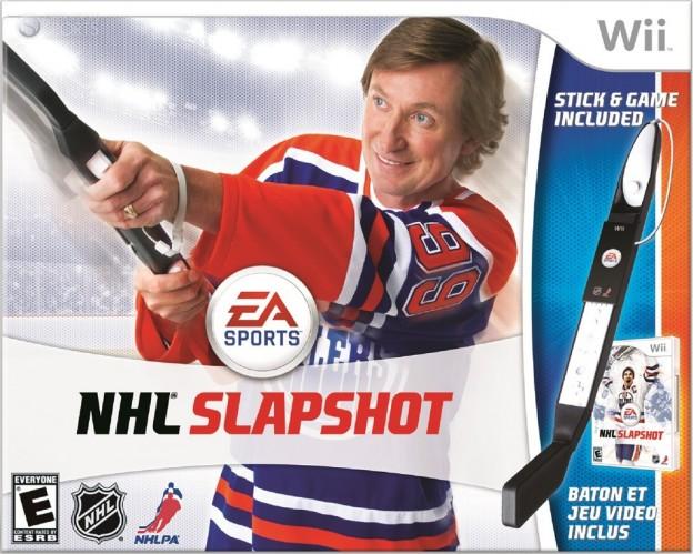 NHL Slapshot Screenshot #11 for Wii