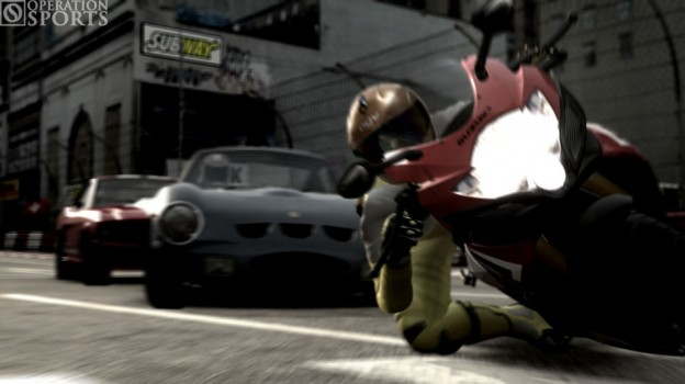Project Gotham Racing 4 Screenshot #8 for Xbox 360