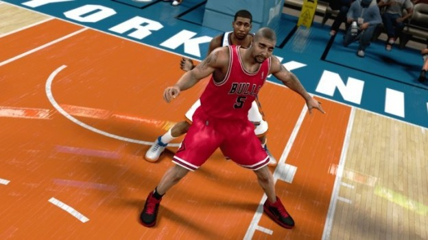 NBA 2K11 Screenshot #14 for Xbox 360