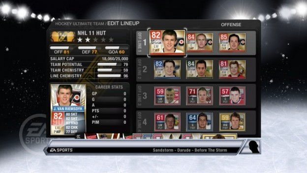 NHL 11 Screenshot #80 for Xbox 360