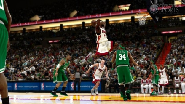 NBA 2K11 Screenshot #17 for Xbox 360