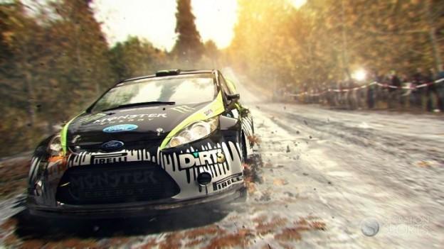 DiRT 3 Screenshot #1 for Xbox 360