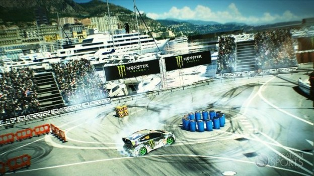 DiRT 3 Screenshot #2 for Xbox 360