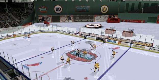 NHL 2K11 Screenshot #12 for Wii