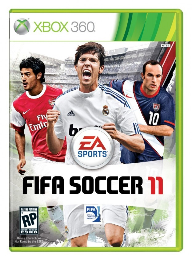 FIFA Soccer 11 Screenshot #20 for Xbox 360