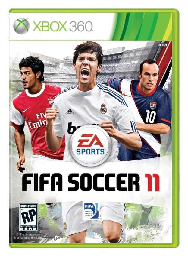 FIFA Soccer 11 Screenshot #20 for Xbox 360