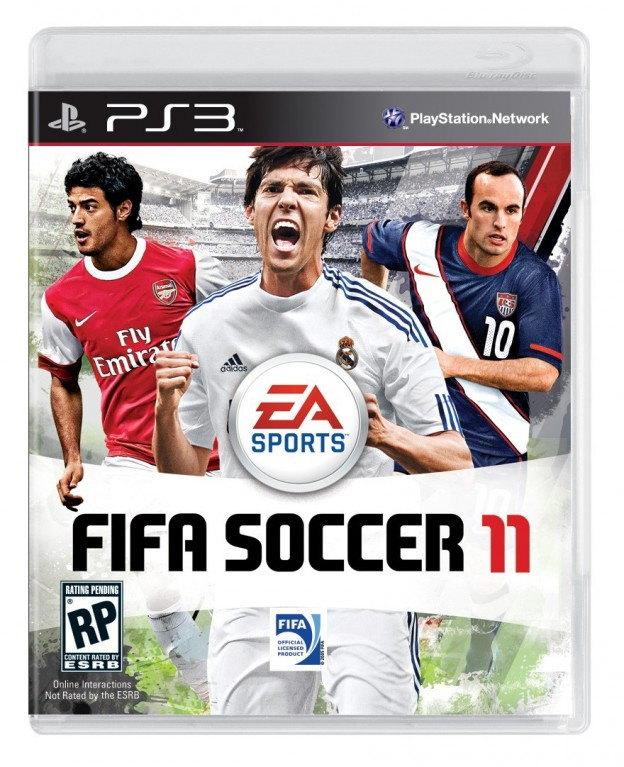 FIFA Soccer 11 Screenshot #17 for PS3