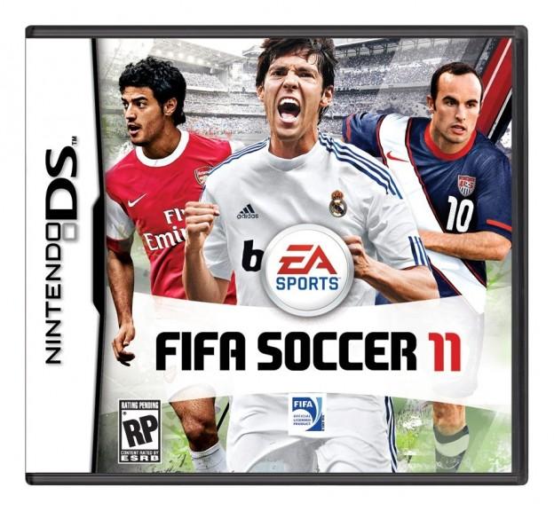 FIFA Soccer 11 Screenshot #1 for NDS