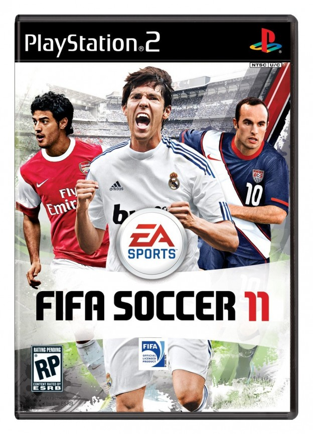 FIFA Soccer 11 Screenshot #1 for PS2