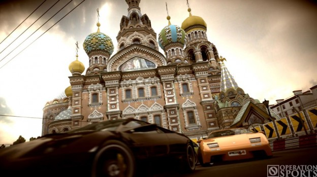 Project Gotham Racing 4 Screenshot #14 for Xbox 360