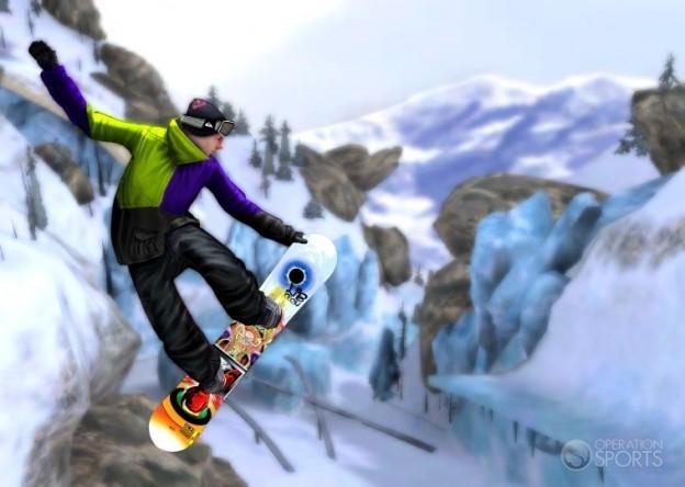 Tony Hawk Shred Screenshot #4 for Wii