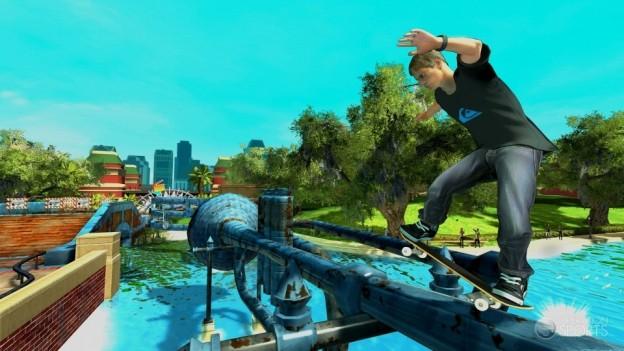 Tony Hawk Shred Screenshot #2 for Xbox 360