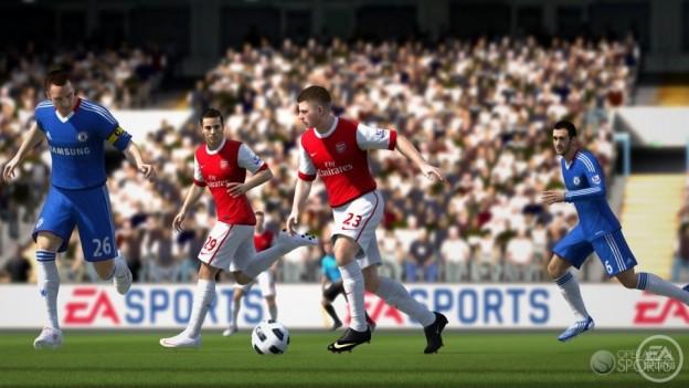 FIFA Soccer 11 Screenshot #20 for PS3