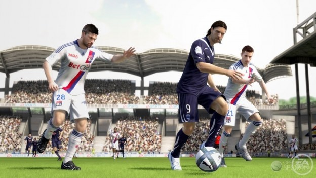 FIFA Soccer 11 Screenshot #21 for PS3