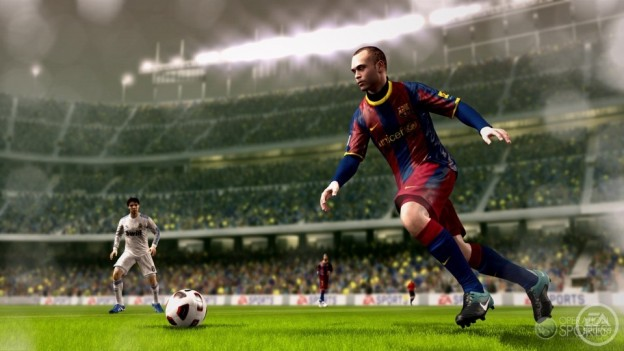 FIFA Soccer 11 Screenshot #24 for PS3